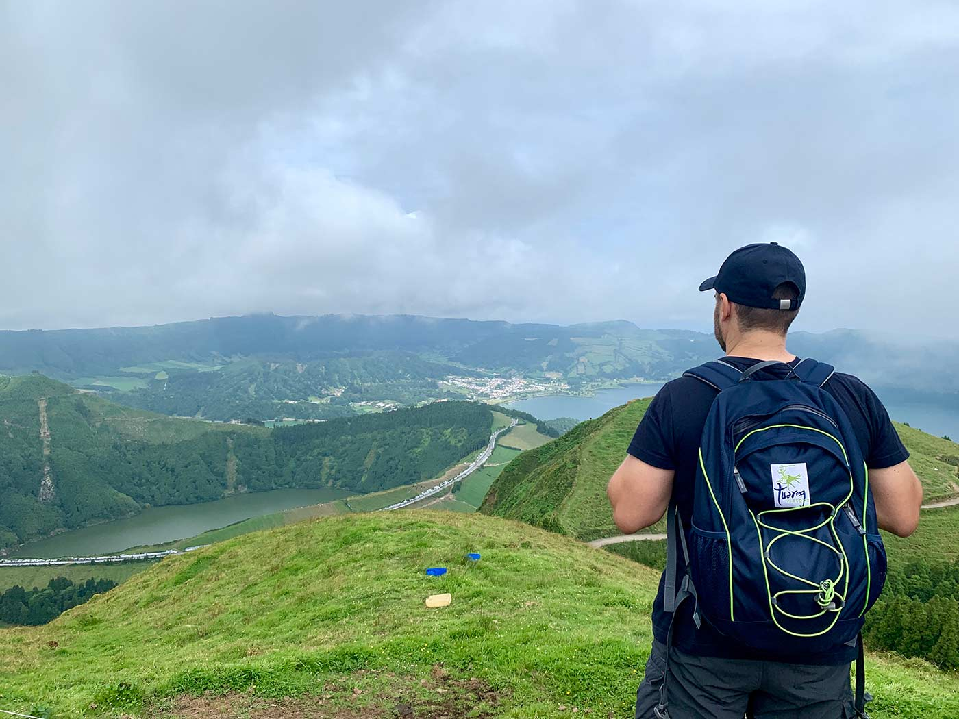 Around sete cidades