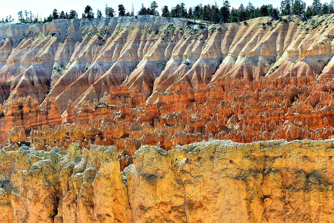 Colors del Bryce Canyon